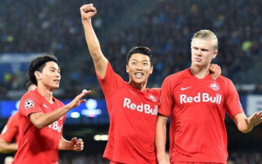 Afbeelding: 'Salzburg ziet derde lid van succesvolle voorhoede naar Premier League vertrekken'