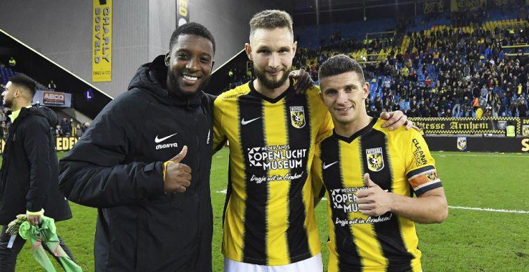 'Mogelijke problemen voor Vitesse: sterkhouders weigeren bij te tekenen'