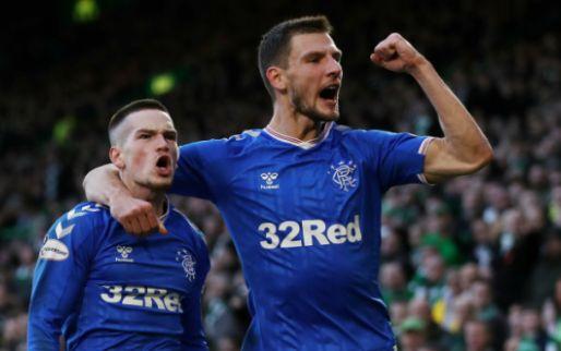Afbeelding: Rangers gooit Schotse titelstrijd open met zege op Celtic in Old Firm