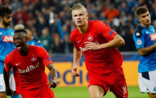Afbeelding: 'Tienersensatie Haaland was afgelopen zomer in beeld bij PSV'