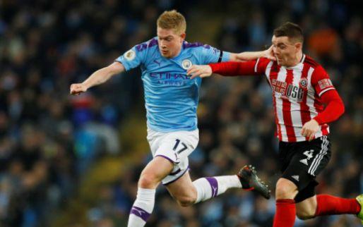 Afbeelding: Manchester City wint laatste Premier League-duel van 2019 dankzij De Bruyne