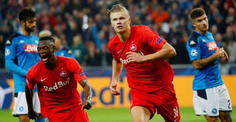 'Tienersensatie Haaland was afgelopen zomer in beeld bij PSV'