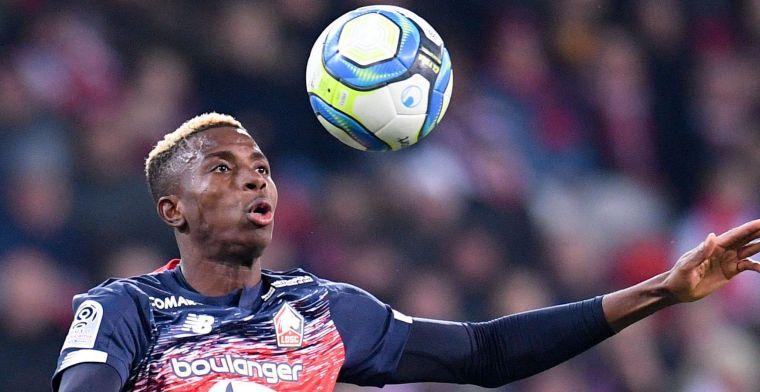 'Liverpool stapt op aanraden van Klopp in de transferstrijd voor Osimhen'