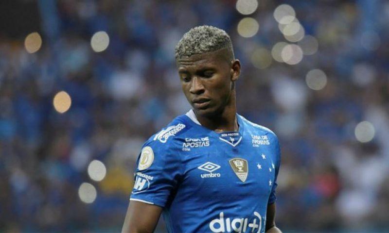 Afbeelding: Update: Cruzeiro neemt alweer tijdelijk afscheid van Ajax-flop Orejuela