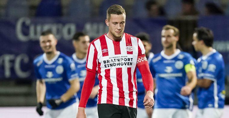 'Kansen bij PSV: talentvolle verdedigers (19) op nominatie voor trainingskamp'