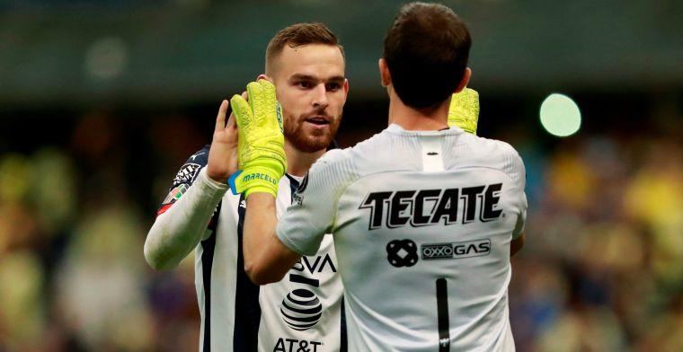Geen transfer naar Anderlecht, maar wél landstitel in Mexico voor Janssen