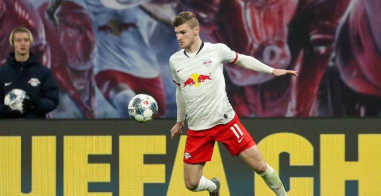 'Engelse topclub vraagt naar clausule in RB Leipzig-contract van Werner'