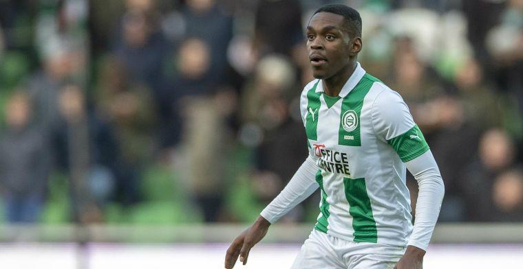 'Hij zei dat FC Groningen een goede club voor mij zou zijn, dat is ook gebleken'