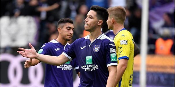 'Vanden Borre mag mee op stage met Anderlecht, Nasri valt mogelijk af'