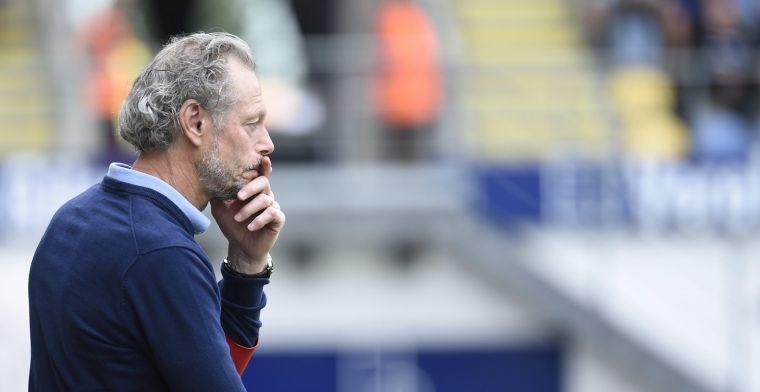 'Standard mikt hoog en wil in januari twee inkomende transfers afronden'