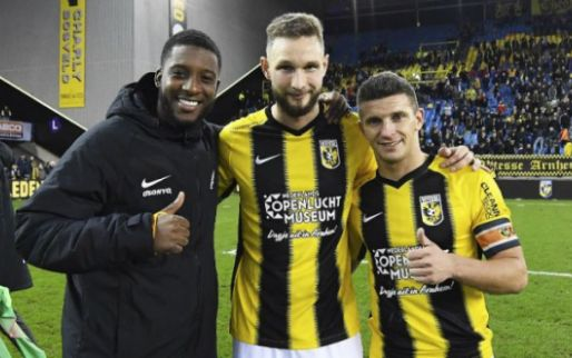 Afbeelding: 'Concrete Turkse belangstelling voor Matavz; Vitesse houdt transfersom over'