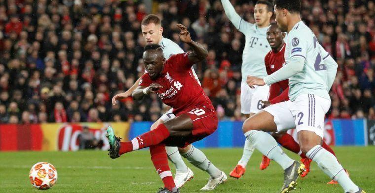 'Zidane drukt alsnog komst van Liverpool-aanvaller Mané er door bij Real Madrid'