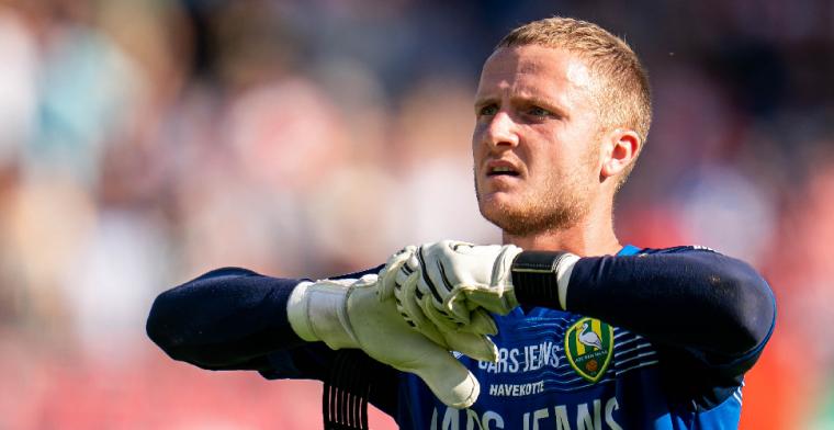 ADO maakt huurdeal officieel: 'Overtuigd dat de club in de Eredivisie blijft'