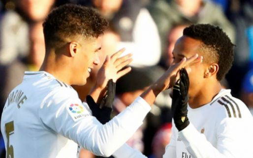 Afbeelding: Real Madrid wint derby tegen Getafe, Courtois eist hoofdrol op
