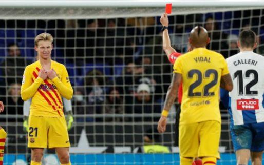 Afbeelding: FC Barcelona laat twee dure punten liggen, Real Madrid komt op gelijke hoogte