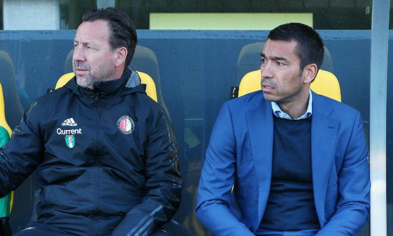Afbeelding: Van Bronckhorst heeft doel voor ogen met ploeg van Dembélé: 'Ik kan helpen'