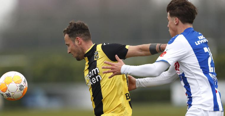 Beerens versus Slutsky bij Vitesse: 'Hij heeft me een jaar voetbal afgepakt'