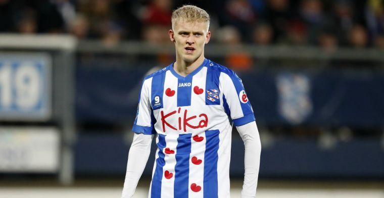 Vijftienjarig (!) talent mee op trainingskamp Heerenveen, Dreyer blijft achter