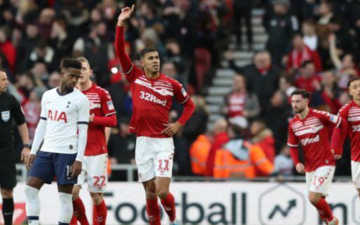 Afbeelding: Spurs moet herkansen tegen Middlesbrough, Chelsea gaat wél door