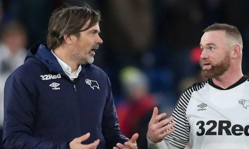 Afbeelding: Rooney grijpt leidersrol bij Derby County: 'Geen twijfel dat hij manager wordt'