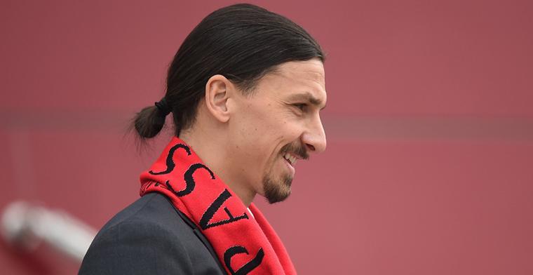 Boze Malmö-supporters laten weinig heel van standbeeld 'verrader' Ibrahimovic