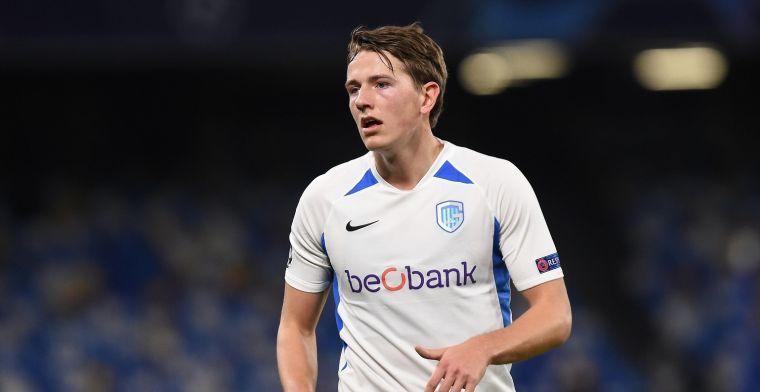Berge geen Noors voetballer van het jaar, ook sensatie Haaland bijt in het zand