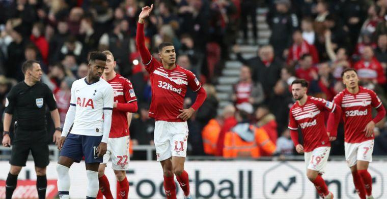 Spurs moet herkansen tegen Middlesbrough, Chelsea gaat wél door