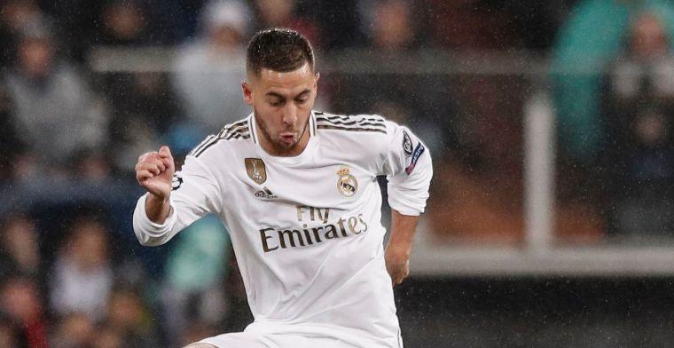 Hazard onthult hoe Real Madrid meermaals interesse toonde in hem