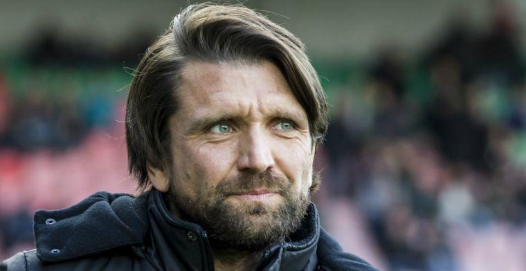 Voormalig NEC-trainer weer op de markt: 'Sta open voor terugkeer naar Nederland'