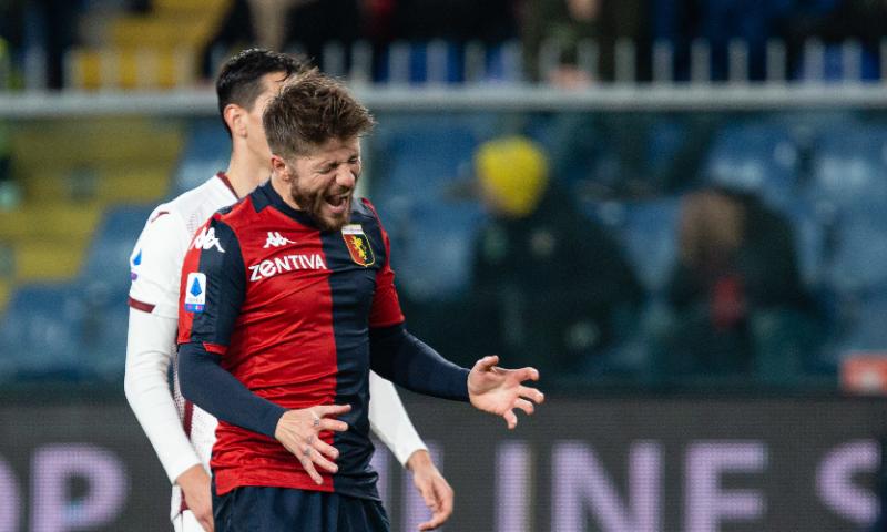 Afbeelding: Genoa-trainer heeft duidelijke boodschap voor Schöne na reserverol