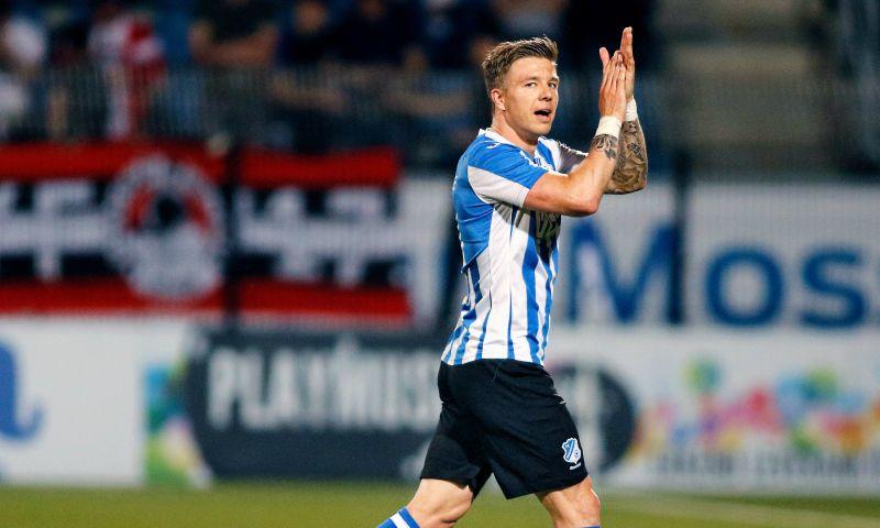Afbeelding: Transfervrije Lieder volgt verloofde Wester en tekent bij nieuwe Deense club