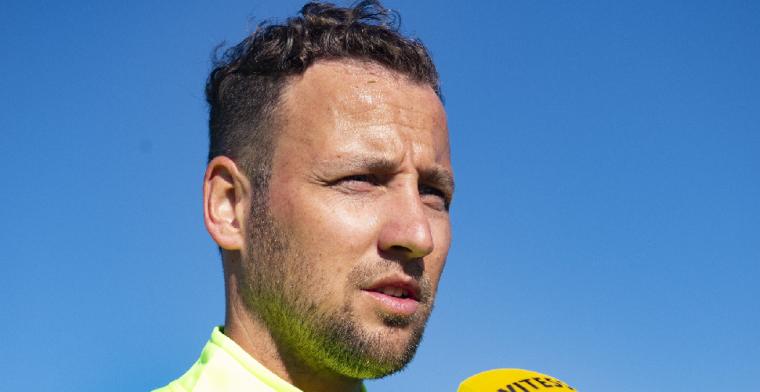 Nieuwe kans bij Vitesse: 'Ik zie het wel, want slechter kan het toch niet'