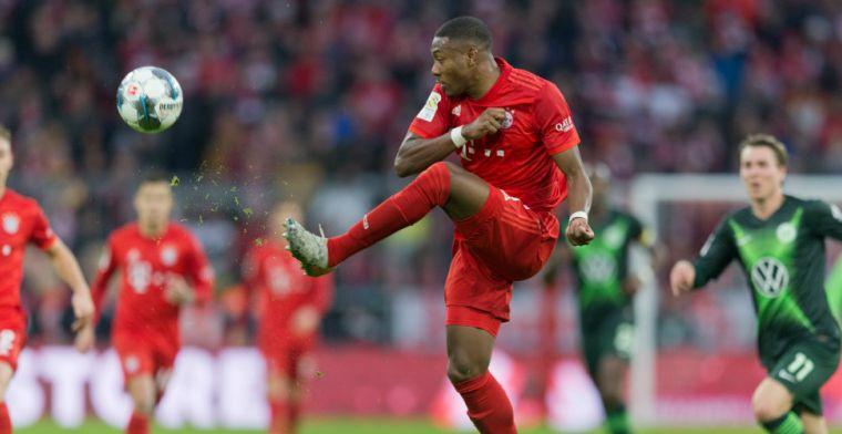 Chelsea heeft 60 miljoen euro over voor Bayern-verdediger