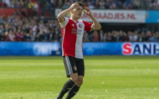 Afbeelding: 'Feyenoord-flop Kelly bezoekt FA Cup-duel in Kassam Stadium en wordt verhuurd'
