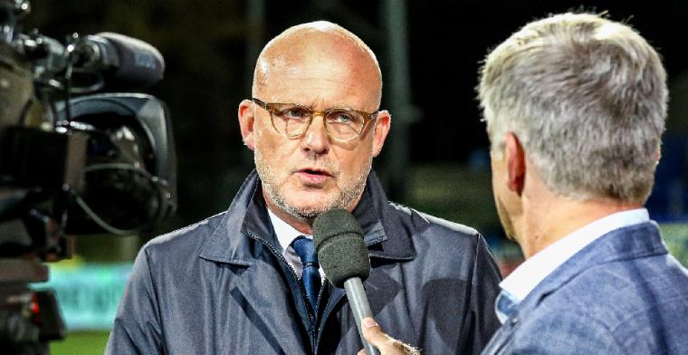 NEC al ruim een jaar zonder technisch directeur: 'We zijn nog steeds op zoek'