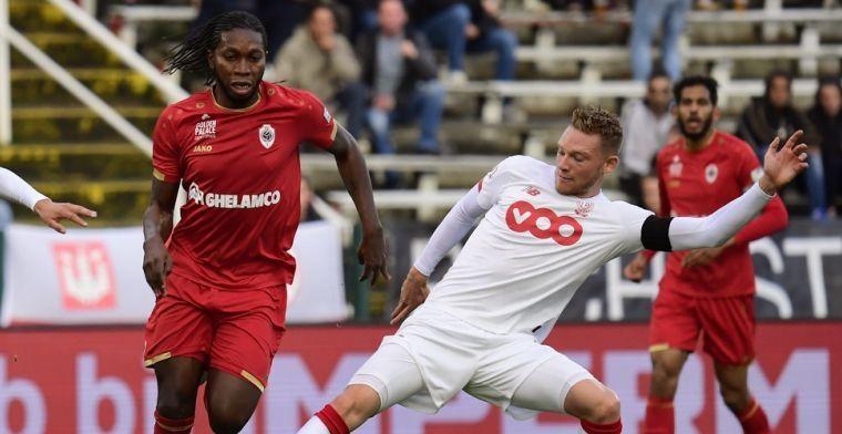 'Standard moet afscheid nemen: Emond trekt naar Ligue 1'