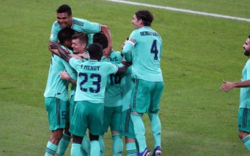 Afbeelding: Real meldt zich in Supercopa-finale door prutsende vervanger van Cillessen