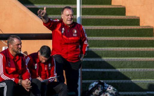 Afbeelding: Update: Feyenoord en Borussia Dortmund vinden oplossing voor 'oefenprobleem'