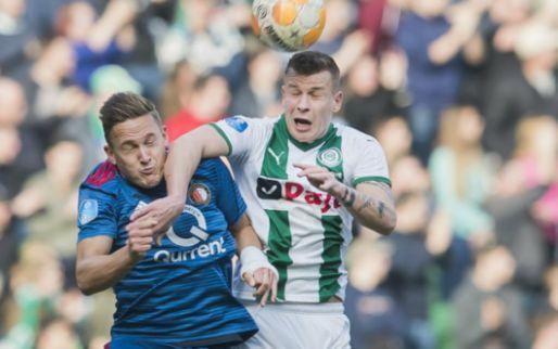 Afbeelding: 'FC Groningen dreigt vaste waarde kwijt te raken: eerst huur, dan koop'