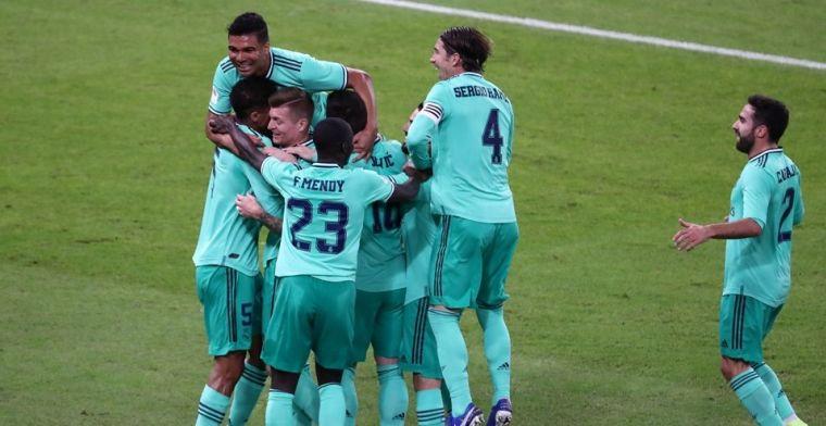Real meldt zich in Supercopa-finale door prutsende vervanger van Cillessen