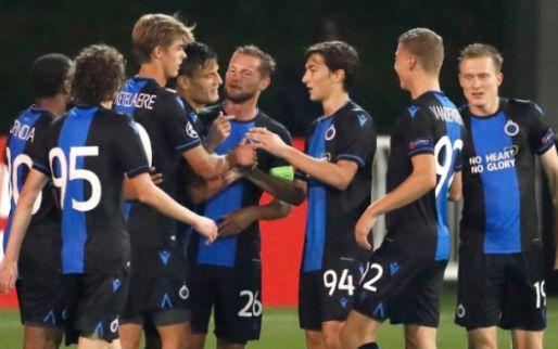 Afbeelding: Club Brugge wint in Doha tegen PSV, prachtgoals van Vossen en Sobol