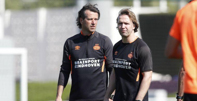 PSV begint met drie verrassingen aan eerste oefenwedstrijd van 2020