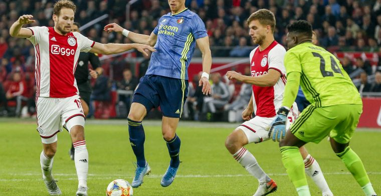 Veltman over 'clown' van Ajax: 'Ik dacht: wat hebben we nou in huis gehaald?'