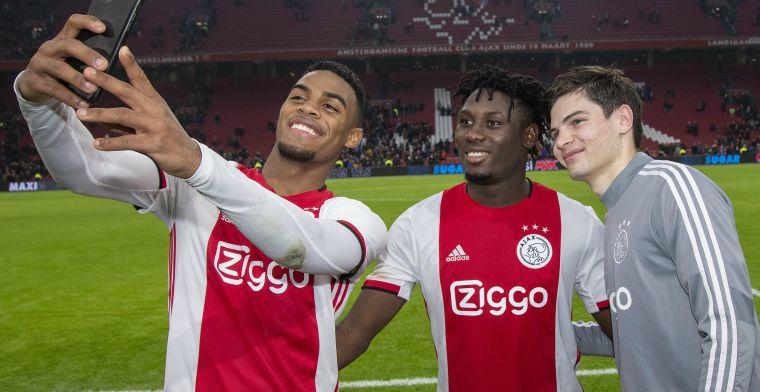 'Sparta verrast en laat in zoektocht oog vallen op talentvolle Ajax-spits Traoré'