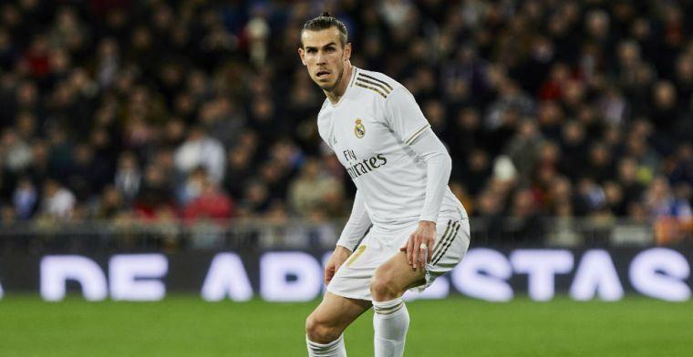 Bale blijft bij Real Madrid: 'Ook een transfer in zomer is zeer onwaarschijnlijk'