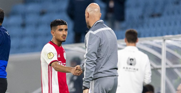 Ünüvar maakt debuut in Ajax 1: 'Gezien dat die jongen veel potentieel heeft'