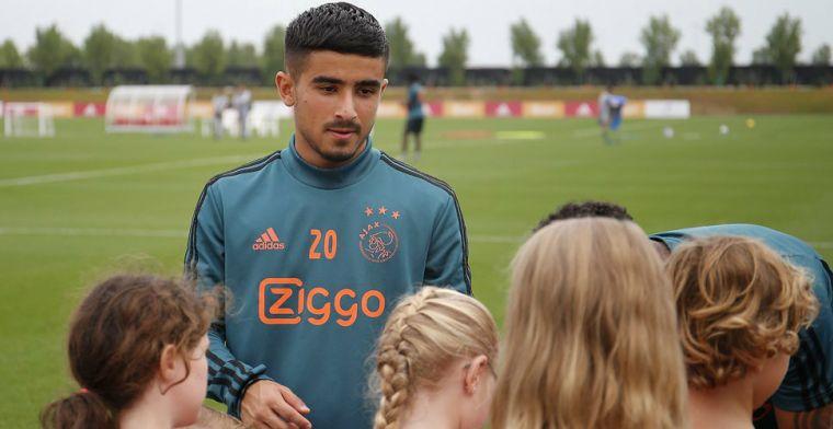 Ziyech neemt Ünüvar bij de hand: 'Ik wil dit seizoen nog debuteren in de ArenA'