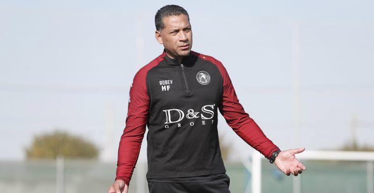 'Fraser wil twee nieuwelingen; Sparta baalt van Excelsior en hoopt op Ajax'
