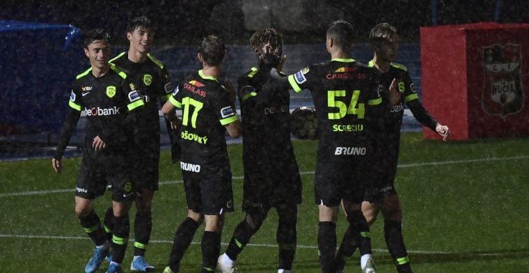 Toptalent Oyen (16) bezorgt Genk de zege in oefenpartij tegen Ferencvaros