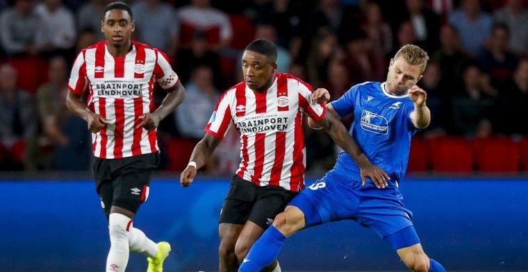 Vitesse trekt aan het kortste eind: deal met Noorse PSV-opponent 'afgeketst'